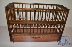 Кровать на шарнирах с подшипником + ящик +