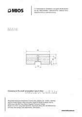 Amada/Promecam M.618 system matrix