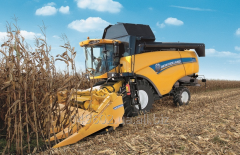 New Holland CX6090 combine
