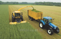 New Holland FR 450 combine