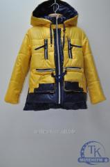 Куртка для девочки болоньевая демисезонная возраст