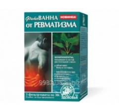Phytobathtub No. 12 From rheumatism