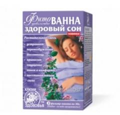 Phytobathtub No. 14 - Healthy sleep