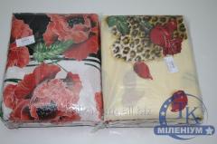 Набор постельного белья (жатка)  размер 210/240 см