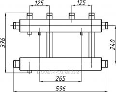 Коллектор для котельной СК-252.125