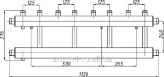 Коллектор для котельной СК-452.125