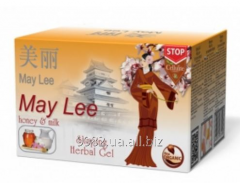 May Lee phytogel for correction of a figure