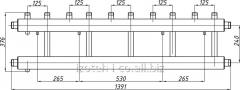 Коллектор для котельной СК-552.125