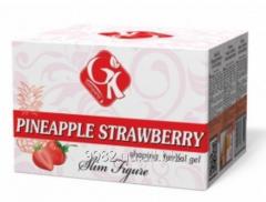 GK phytogel Pineapple Strawberry for correction of