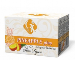 GK phytogel Pineapple plus for correction of a