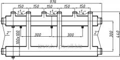 Коллектор для котельной СК-353.150