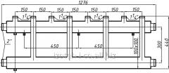 Коллектор для котельной СК-453.150