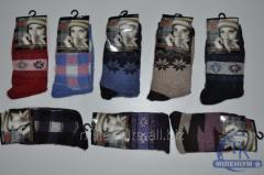 Носки женские с добавлением ангоры размеры 37-41