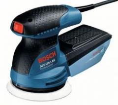 Eccentric BOSCH GEX 125-1 AE grinder