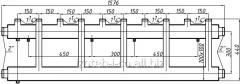 Коллектор для котельной СК-553.150