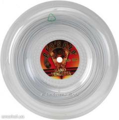 Tennis strings of PRO'S PRO Nano Vendetta 12m