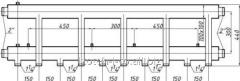Коллектор для котельной СК-563.150