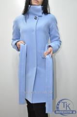 Пальто женское кашемировое демисезонное VICE 31