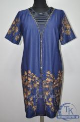 Платье женское стрейчевое Exxpose Line размеры с