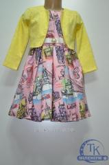 Платье с болеро для девочки Brows kids от 5 до 8