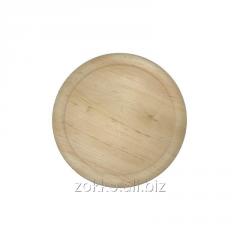 Pizza plate art. ZT 13, size 80 mm