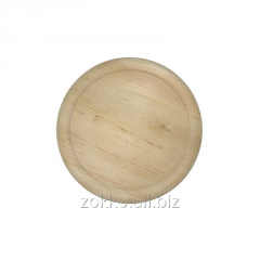 Plate for pizza, an art. ZT 13, the size is 160 mm