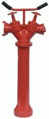 Колонка пожежна КП ДСТУ 2801-94