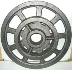 Pig-iron castings, castings from non-ferrous