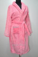 Халат женский провелюреный размеры 46-48 халат