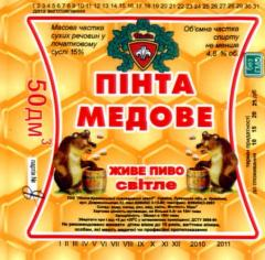 Beer live production Ukraine