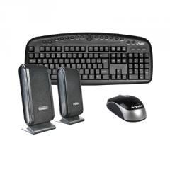 Комплекты клавиатура+мышь  Spire Multimedia