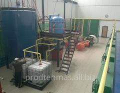 The BIO-OIL enterprise makes purification