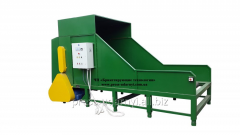 Complex of crushing of bales ITS-1
