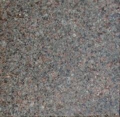 Tile buchardirovanny granite Vasilyevka