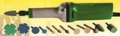 Инструмент для ручной обработки каменных изделий.