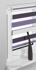 Fabric roleta of Vidella zebra 3 color ZTC-4