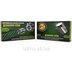 "Cartridges bullet ""Diabolo Spin"""