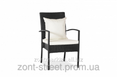 Chair Maverik Maxi faux rattan product code 63