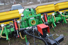 Device for transportation of seeders of Sigma 5