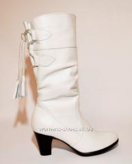 SL 12 white boots