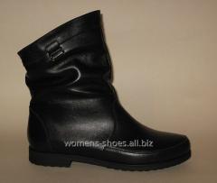 Black B 10 boots