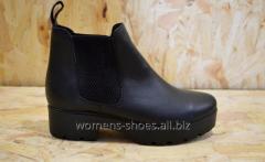 BQ black boots
