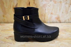 Black B 1 boots