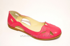 Pink flats of ST 7