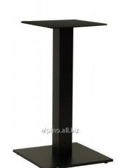Ножка стола, база Афина черный