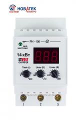 Реле контроля напряжения «Volt control» РН-106