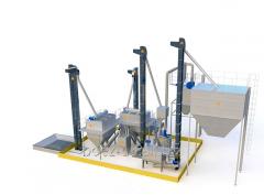 Formula-feed plant of R1-BK3