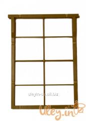 Рамка полимерная Украинская (узко-высокая)