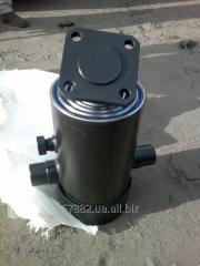 Hydrauliska cylindrar för dumprar