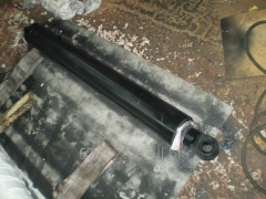El hidrocilindro el KAMAZ 6520 4 shtokovyy